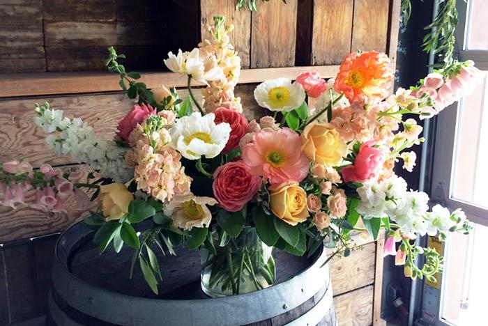 A la carte florals